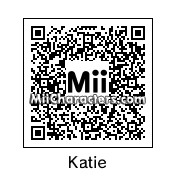 QR Code for Katie Holmes by Brandon