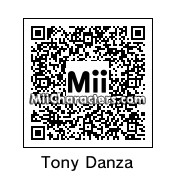 QR Code for Tony Danza by Brandon
