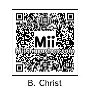 QR Code for Buddy Christ by Eric