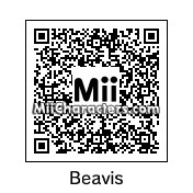 QR Code for Beavis by Murkin