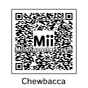 QR Code for Chewbacca by !SiC