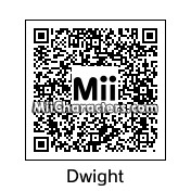 QR Code for Dwight Schrute by Jeremy