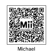 QR Code for Michael Scott by Nelson