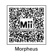 QR Code for Morpheus by The Bear
