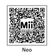 QR Code for Neo by Eric