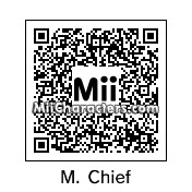 QR Code for Master Chief by !SiC