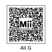 QR Code for Ali G by Tocci