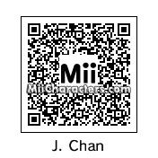 QR Code for Jackie Chan by Eric