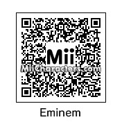 QR Code for Eminem by Eric