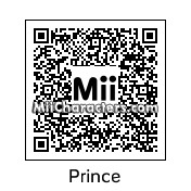 QR Code for Prince by Eric