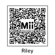 QR Code for Riley Freeman by Eric