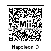 QR Code for Napoleon Dynamite by Johnny