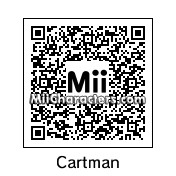 QR Code for Eric Cartman by Tocci