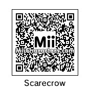 QR Code for The Scarecrow by !SiC