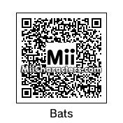 QR Code for Batman by Mr Tip