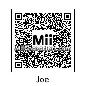 QR Code for Joe Torre by Mr Tip