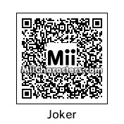 QR Code for The Joker by Mr Tip