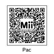 QR Code for Pac-Man and Ghost by Mr. Tip