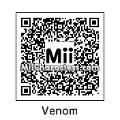 QR Code for Venom by Mr. Tip