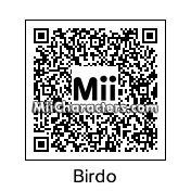 QR Code for Birdo by !SiC