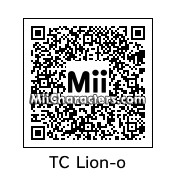 QR Code for Lion-O by Tocci