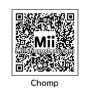 QR Code for Chain Chomp by !SiC
