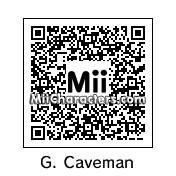 QR Code for Geico Caveman by !SiC