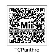 QR Code for Panthro by Tocci