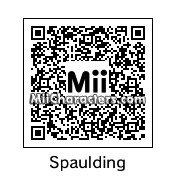 QR Code for Captain Spaulding by !SiC