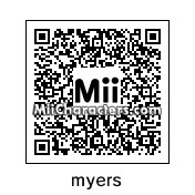 QR Code for Michael Myers by Mr Tip