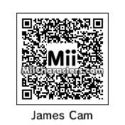 QR Code for James Cameron by Mr Tip