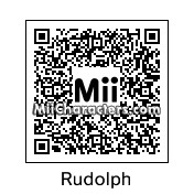 QR Code for Rudolph The Red Nosed Reindeer by Mr. Tip