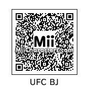 QR Code for B.J. Penn by Tocci