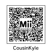 QR Code for Cousin Kyle by Tocci