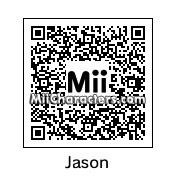QR Code for Jason Voorhees by Mr Tip