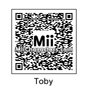 QR Code for Toby Flenderson by rababob