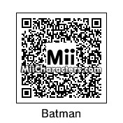 QR Code for Batman by BobbyBobby