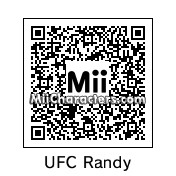 QR Code for Randy Couture by Tocci