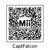 QR Code for Captain Falcon by BobbyBobby