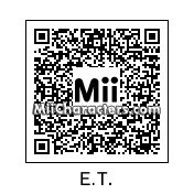 QR Code for E.T. the Extra-Terrestrial by BobbyBobby