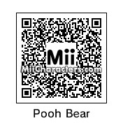 QR Code for Winnie the Pooh by BobbyBobby
