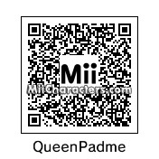 QR Code for Queen Padme Amidala by BobbyBobby
