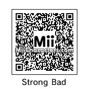 QR Code for Strong Bad by BobbyBobby
