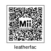 QR Code for Leatherface by Mr. Tip