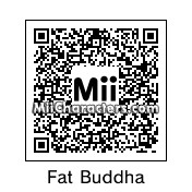 QR Code for Fat Buddha by Eric