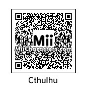 QR Code for Cthulhu by !SiC