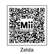 QR Code for Princess Zelda by !SiC