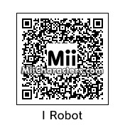 QR Code for NS-5 Robot by !SiC