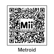 QR Code for Metroid by !SiC