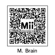QR Code for Mother Brain by !SiC